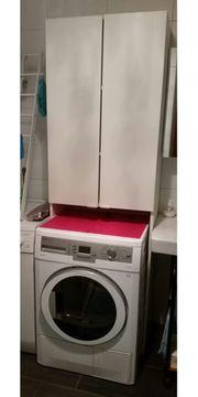 Waschmaschinen- oder Trocknerüberbau