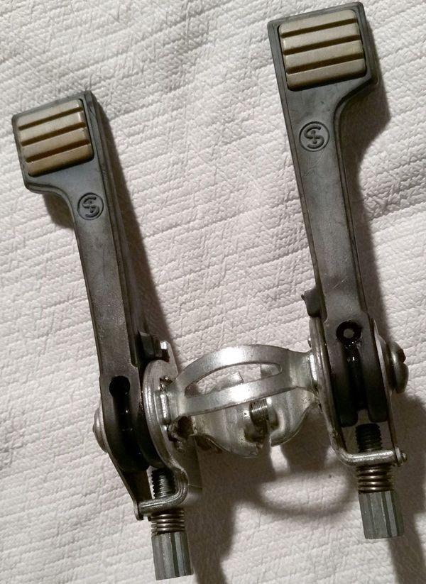 Old Timer Fahrrad Rennrad Schalter