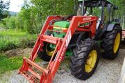 John Deere 2850 Traktor Bj