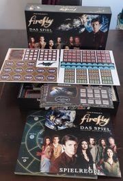 Firefly - Das Spiel - deutsch Brettspiel