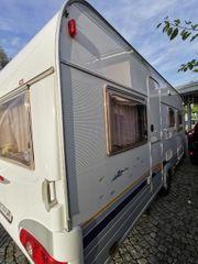 gepflegter Wohnwagen Bürstner Ventana TS