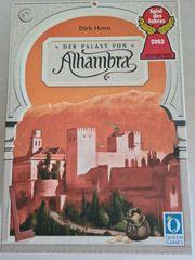 Alhambra Spiel des Jahres