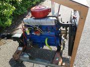 Amc Rambler 195 6 Motor