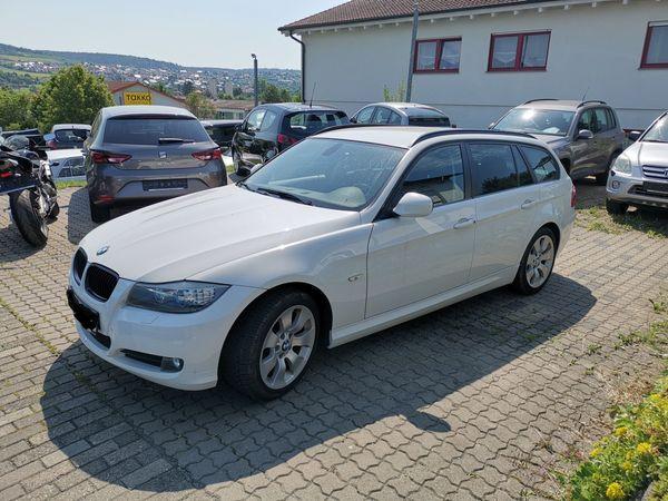 zuverlässiger BMW 320d 184PS