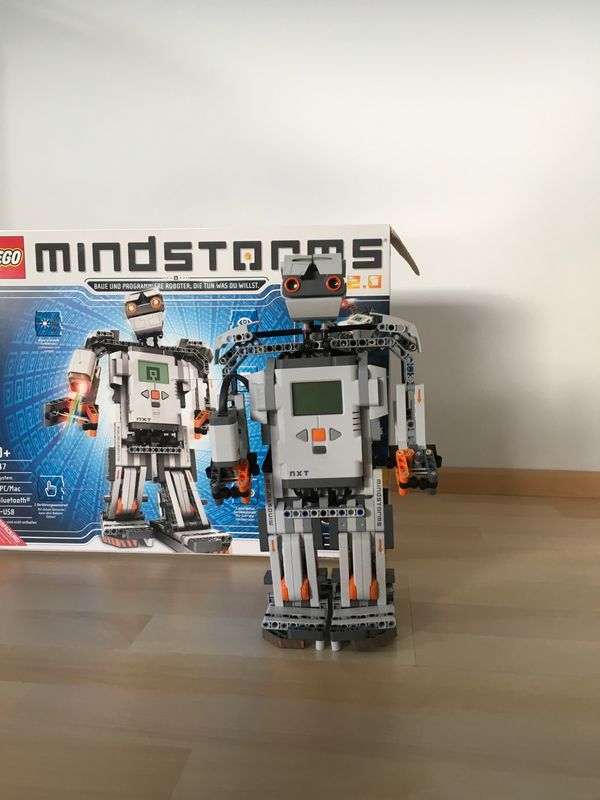 Lego Mindstorms NXT 2 0