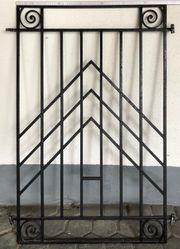Altes Fenstergitter Sicherheitsgitter Einbruchschutz Gitter