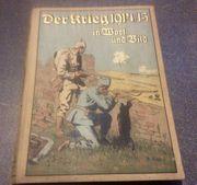 Kriegsbuch erster Weltkrieg