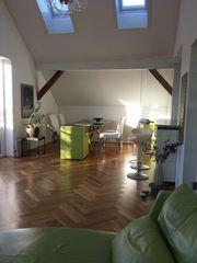 Wohnung - DachgeschoA 100 m2 Privat