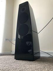 Meridian DSP5200 2 Aktive Lautsprecher
