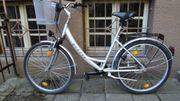 Damen - City - Bike 26 silber