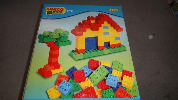 Bausteine Von Unico Plus Neu Artikel Nr 8505 In Postbauer Heng