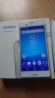 Sony xperia Z3 16 GB