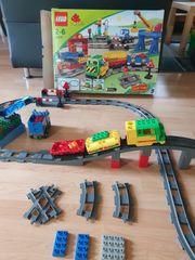 Lego Duplo Eisenbahnset 5609 mit