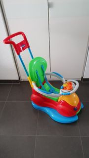 Chicco 4 in 1 Rutschauto