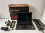 Lenovo X240 inkl Dockingstation - Neuwertig