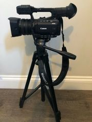 Canon HD-Camcorder XF205 mit erstklassiger