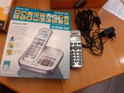Audioline Master 380 DECT Telefon
