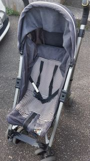 Camaro Stadt Buggy Kinderwagen top