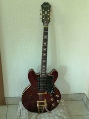 E-Gitarre EPIPHONE Riviera P93 WR