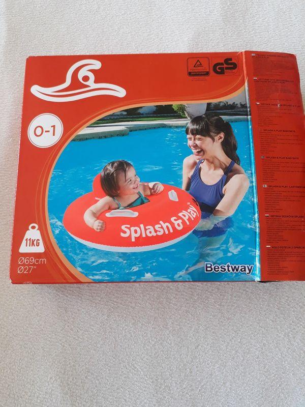 Sitz Schwimmring