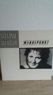 Schallplatte Stefanie Werger Wendepunkt