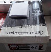 Underground England Schuhe