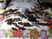 Verkaufe dieses Konvolut an Tierfiguren