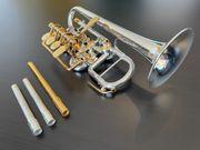 Scherzer Piccolo Trompete 8111 ST-S