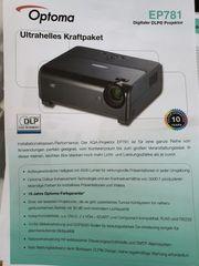 Optoma EP781 Digitaler DLP Projektor