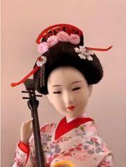 Deko Figur Japanische Frau