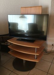 TV Tisch massiv Buche