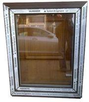 Kunststofffenster 80x100 cm b x