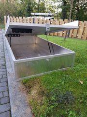 Piaggio Ape Koffer Kasten Angelbox