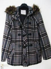 Da - Winter- Jacke mit Kapuze