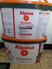 Alpina Wandfarbe Neu