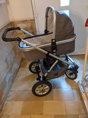 Kinderwagen Moon Nuova