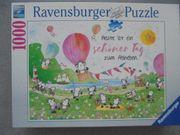 Ravensbujrger Puzzle 1000 Teile ein