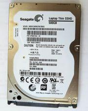 Festplatte Seagate Laptop Thin SSHD
