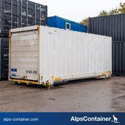 Gebrauchte Wechselbrücke WAB Container