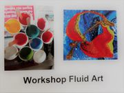 Workshop Fluid Art Dirty Pour