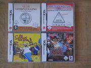 Spiele für Gameboy DS