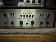 Fisher 400-CX Röhren Stereo Vorverstärker