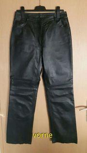 Hose Lederhose Größe 42