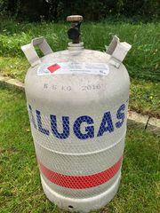Alugasflasche 11kg leer