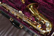 Buescher Aristocrat 141 Alt Saxophon