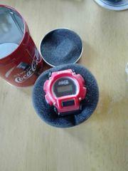 2 coca cola Uhren Armbanduhr