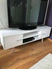 TV Lowboard weiß Originalverpackt wie