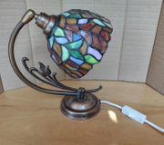 Tiffany-Tisch-Lampe RESERVIERT