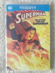 Comic DC Band Superman Die
