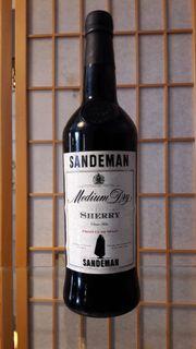 Sandeman Sherry Medium Dry 0